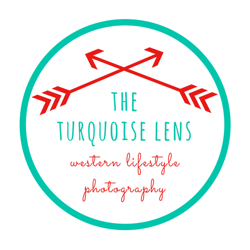 The Turquoise Lens