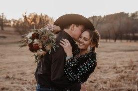 Oklahoma boho wedding
